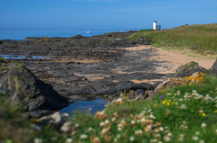 Elie Ness Lighthouse (Santa Cruiser) Tags: elie beach fife scotland ness lighthouse