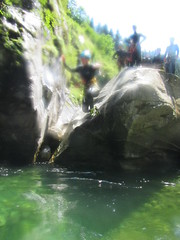 IMG_1817 (Mountain Sports Alpinschule) Tags: mountain sports zillertal canyoning blue lagoon
