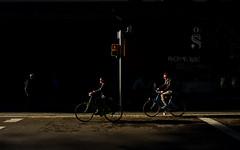 Riders (Sergi_Escribano) Tags: barcelona barcelonastreetphoto spainstreetphotography streetphotography sergiescribano lasramblas barcelonastreetphotography streetsofbarcelona light shadows street city