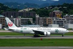 Japan Airlines JA8984 (Howard_Pulling) Tags: fukuoka airport fuk fukairport japan japanese howardpulling