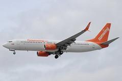 C-FEAK (LIAM J McMANUS - Manchester Airport Photostream) Tags: cfeak sunwingairlines sunwing wg swg flysunwingcom boeing b737 b738 738 b73h 73h boeing737 boeing737800 manchester man egcc
