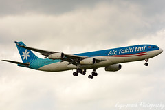 Air Tahiti Nui A340-300 (kuyu-peach) Tags: 2017 70300mm a340300 afpdxnikkor70300mmf4563gedvr apsc airtahitinui airplane airport aviation dslr fojtn landing narita nikond7200 rjaa