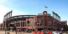 Coors Field (Brule Laker) Tags: denver colorado baseball mlb chicagowhitesox coloradorockies coorsfield