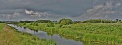'Oeverlanden Eeserwold' met de Steenwijker Aa (henkmulder887) Tags: oeverlandeneeserwold steenwijkeraa steenwijk kallenkote kopvanoverijssel overijssel landschapoverijssel holland thenetherlands stroomgebied natuur natur natura nature panorama groen vert green grün