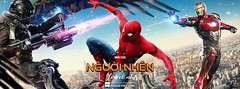 Spider-man Homecoming ban #2 (nam fullbuster) Tags: spiderman home coming textless poster banner việt hóa nam lê phụ đề fullbuster tom holland