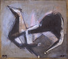 Marino MARINI (1901-1980) (ARTDIPLOMATICGALLERY) Tags: arte art followme likes cuadros pintura óleo painting paint draw drawing flicrk black caballo hourse