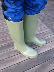 Green Nora Dolomite (Noraboots1) Tags: nora dolomite rubber boots wellies laarzen gummistøvler gummistiefel landmand gummistövlar