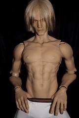 SexyOmega14 (Inimicality) Tags: granado vindoll udell bjd ball jointed doll vinyl tan werewolf omega