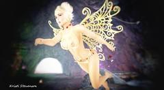 Faery Magic_029 (kristi Stevenson (KC Photography and Graphic Art S) Tags: secondlife secondlife:parcel=islesofperversion faery fairey fantasy wings edited photoscape maitreya rose