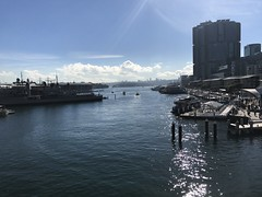 The ugly Barangaroo blob ... can't wait for the casino (not) (highplains68) Tags: aus australia nsw newsouthwales darling harbour pyrmont