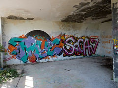 E-M1MarkII-13. Juli 2017-15-41-00 (spline_splinson) Tags: consonno graffiti graffitiart graffity italien italy lostplace losttown ruin ruinen ruins lombardia it