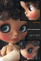 #16 custom commission .. dark tan baby..