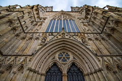 York Minster 4 (21mapple) Tags: york minster church cathedral religion religious windows window stained glass ornate architecture archway arch outdoors outdoor outside