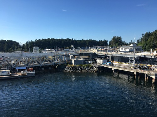 BC Ferries Swartz Bay Ferry