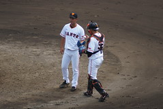 DSC09918 (shi.k) Tags: 170629 読売ジャイアンツ球場 イースタンリーグ