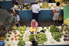 Seychelles - Daily Life - Market Vendors (UN Women Gallery) Tags: seychelles indianocean sdgs sids island unitednations unwomen market economicempowerment vendor produce agriculture food informal labor pension social fruit aerial
