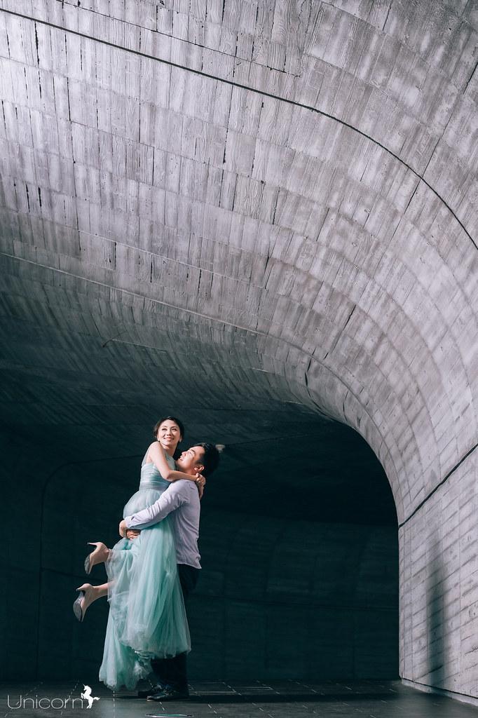 《婚紗》子瑋 & 紫琳 / 合歡山、清境農場
