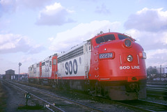 SOO F7 2227A (Chuck Zeiler) Tags: soo f7 2227a railroad emd locomotive chicago chuckzeiler chz