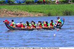 2017-05-29 0823 (Badger 23 / jezevec) Tags: 2017 20170529 dajia dragon dragonboat festival taiwan history culture travel tourism duanwufestival zhongxiaofestival 忠孝節 龍船節 龍舟節 端午节 端午節 龍舟 龙舟 龍船 龙船 taipei ֵ台北 臺北市 taipeh taןpeh ταϊπέι 타이페이 тайбэй 台北市 ტაიბეი تايبيه taibei đàibắc taipé tchajpej rowing sports boat barco шлюпка 배 ボート barca βάρκα bateau 小船 člun veneillä csónak łódź boating vessel photo picture image watersports watercraft asia tradition