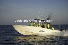 CocodrieCharterFishing (31) WM (Louisiana Tourism Photo Database) Tags: fishing gulf gulfofmexico southernunitedstates angler anglers boating catchingfish charterboat offshore oiandgasrigs outdoorsports outdoors redsnapper southlouisiana wate cocodrie louisiana usa