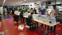 SHA2017 Project:Badge Sweatshop (dvanzuijlekom) Tags: 2017 canonef24mmf14liiusm canoneos5dmarkiii hackerspace july leidschendam overgoo revspace revelationspace sha2017 sweatshop teambadge thenetherlands