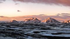 North Iceland, Panorama (St James Gate) Tags: þjóðvegur исландия 冰岛 iceland montains winter wild nature snow ice grandnord