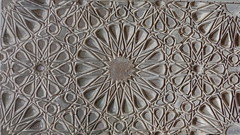 Mosque of Sultan Barquq  - Wall Detail (Rckr88) Tags: muizzstreet islamiccairo egypt muizz street islamic cairo africa travel travelling mosque sultan barquq mosqueofsultanbarquq wall detail walldetail walls details ancient relic relics mosques masjid architecture