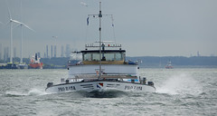 PRO RATA (kees torn) Tags: denieuweprins ret fastferry calandkanaal europoort prorata binnenvaart