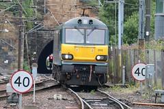 170715 - EDB - CS - 5B26 EDB to Polmadie CS - 2 (Sarahs_Railways) Tags: caledonian sleeper class 92 92010 ecs edinburgh waverley