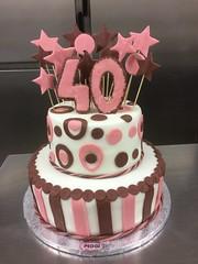 Torte compleanno pasta di zucchero
