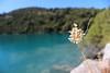 Mljet lake (daiqing88) Tags: mljet lae nature water blue