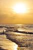 Mexican sunset (marin.tomic) Tags: mexico mexican yucatan beach sunset sun sea travel caribbean nikon d90 holbox isla island tropical tropic holiday vacation