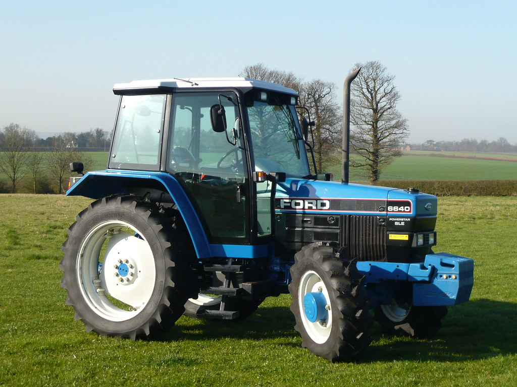 Tractor Car Tags : The world s best photos of landmaschine and trecker