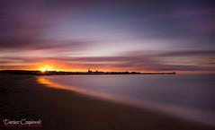 Fraserburgh (DC-Studio) Tags: fraserburgh manfrotto aberdeenshire haida landscape tamron panorama bracketing seascape beach sea scotland nikon nisi nd1000 long exposure sunset light house hdr 2470 d610 ngc