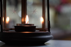 IMG_20161022_134401 (Alittlemorereckless) Tags: lantern ikea lamp bokeh candle flame canon canon700d
