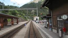 RhB - Landwasser Viaduct (Kecko) Tags: 2017 kecko swiss switzerland schweiz suisse svizzera graubünden graubuenden gr filisur europe rhätischebahn rhaetian railway railroad bahn viafierretica rhb agz alvra gliederzug eisenbahn landwasserviadukt brücke viaduct bridge swissvideo video geotagged geo:lat=46680950 geo:lon=9676160