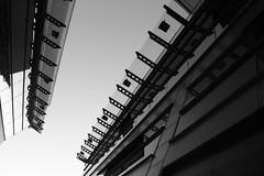 Levels (javitm99) Tags: levels niveles bn bw b n blanco negro gris black white grey minimal minimalistic minimalismo minimo modern moderno arquitectura architecture