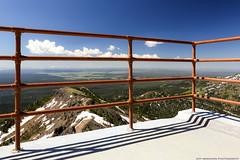 The view from the top of Mount Washburn (Jeff_B.) Tags: wyoming yellowstone jackson jacksonhole grandteton nationalpark america usa mountwashburn view lookouttower tower nature mountains