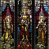 He shall give his angels charge over thee (badger_beard) Tags: stmichael michael angel archangel seraphim life death rolls stainedglass window widdington essex st mary virgin church uttlesford village parish rural