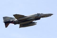 1974 McDonnell Douglas F-4E Phantom II 01618 - Greek Air Force - RAF Fairford 2017 (anorakin) Tags: 1974 mcdonnelldouglas f4 f4e f54phantom f4phantom f4phantomii phantom phantomii 01618 hellanicairforce greekairforce riat raffairford fairford
