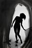 Fascinació. Fascinación. Fascination (ibethmuttis) Tags: woman china ink fascination clothes silhouete art