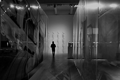 effects (christikren) Tags: mak vienna exhibition art austria futuristisch sammlung museum christikren singularität lieben lachen wien effects spekulation fantasien zukunft future auswirkungen mirror reflection monochrome creative visitor