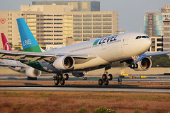 EC-MOU (Mark Harris photography) Tags: spotting aircraft lax la canon 5d airbus