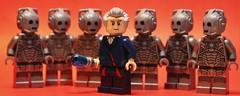 'Every Single Time...' (Supremedalekdunn) Tags: lego doctor who 12th drwho falls cybermen missy master last stand where i fall sonic screwdriver mondas mondasian ship black hole regeneration