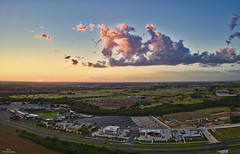 Dell Diamond Sunset (Rock Studios) Tags: roundrock texas unitedstates us