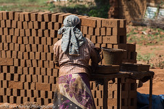 K5II-030217-009 (Steve Chasey Photography) Tags: pentaxk5mkii southindia tamilnadu usilampatti brickmaking smcpentaxda60250mm