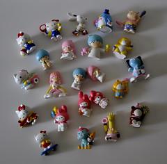 Sanrio 1980 PVC Figure (chiodino_s) Tags: sanrio kiki lala littletwinstars vintage hellokitty mymelody pvcsanriofigure rainbowcircussanrio tuxedosam sanriopvcvintage sanriovintage sanrio1976