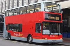 Central Buses Dennis Trident 2/Plaxton President 303 (PN03 UMJ) (john-s-91) Tags: centralbuses dennistrident2 plaxtonpresident 303 pn03umj birmingham route108