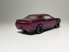 Dodge Challenger SRT8 (king_joe007) Tags: 164 diecast car matchbox dodge challenger srt8