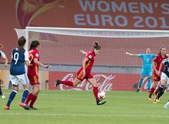 47270970 (roel.ubels) Tags: voetbal vrouwenvoetbal soccer deventer sport topsport 2017 spanje spain espagne schotland scotland ek europese kampioenschappen european worldchampionships